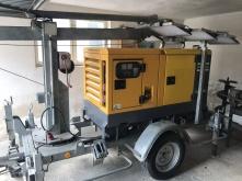Notstromgenerator, Notstromaggregat, Beleuchtung